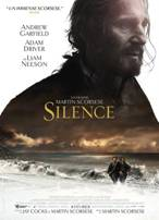 Silence : Affiche