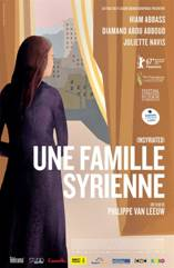 Une famille syrienne : Affiche
