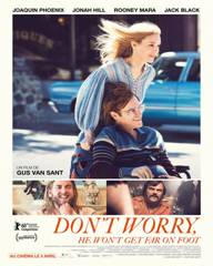 Don't Worry, He Won't Get Far On Foot : Affiche